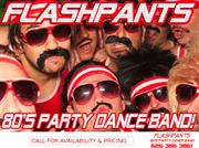 Most popular 80s band in San Francisco - Flashpants