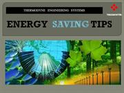 Energy Saving Tips For Steam Boiler - Thermodyne Boilers
