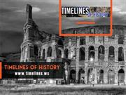 Online directory of historical timelines