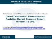 Global Commercial Pharmaceutical Analytics Market Report
