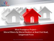 Marvel Ribera By Marvel Realtors offering 3.5,4.5 and 5BHK Flats