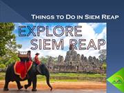 Things to Do in Siem Reap - Grand Bayon Siem Reap Hotel
