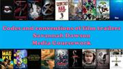DST task 1 Research 1 Codes and Conventions of a film trailer