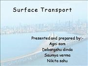 surface transport