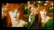 ROSSETTI, Dante Gabriel, Featured Paintings in Detail (3)