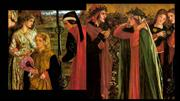 ROSSETTI, Dante Gabriel, Featured Paintings in Detail (2)