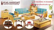 Handcrafted Modern Wooden Furniture Manufacturers