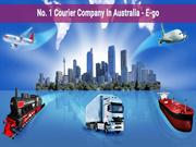 Trustworthy Courier Services in Australia