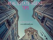 Tips For Real Estate Agent 2016
