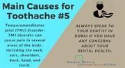 Main Causes for Toothache #5