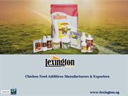 Chicken Feed Additives Exporters
