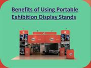 Benefits of Using Portable Exhibition Display Stands