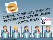 Career Counseling Services Provides Pathway To Career Change Ideas