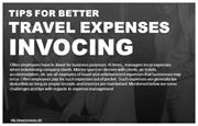 How businesses can improve travel expenses management