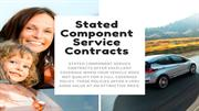 Stated Component Service Contracts