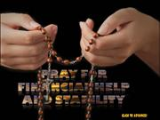 Prayer for Financial Help and Stability