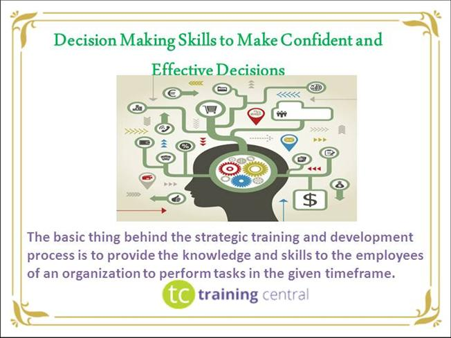 strategic training and development process