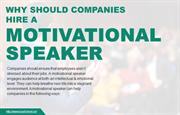 Why organizations should book a motivational speaker