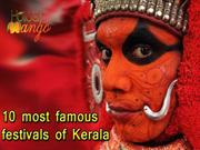 Exciting Festivals of Kerala