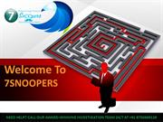 7Snoopers Detective Agency || Private Detectives in India