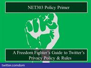 policy primer
