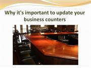 Why it's important to update your business counters