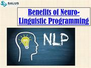 Benefits of Neuro-Linguistic Programming