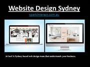 Website Design Sydney - Sparkinteract.com.au
