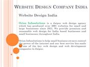 Web & Mobile App Development Company India