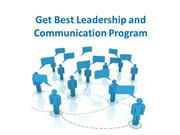 Get Best Leadership and Communications Programs
