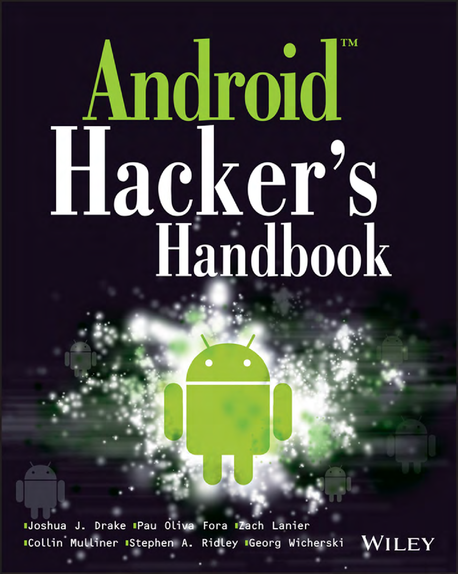 Android hackers handbook httpswww authorstream fandeluxe Image collections