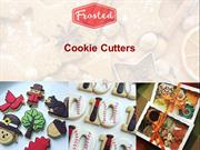 Purchase Amazing 3D Cookie Cutters Online