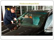Windscreen Repair Perth