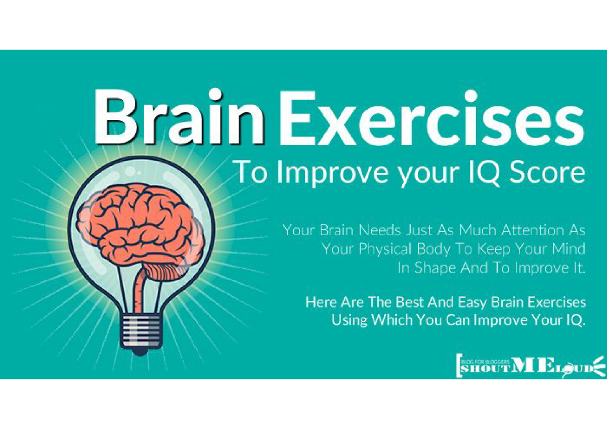 Improving your brain capacity
