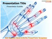 Get the best Hand Arthritis PowerPoint Templates