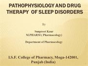 11sleep disorders by sonia sodhi