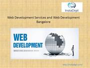 Web Development Services - Web Development Bangalore