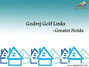 We Plan It -Godrej Golf Links