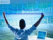 Commodity Market in India