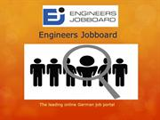 Best Engineering Jobs In Germany
