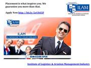 Institute of Logistics & Aviation Management Industry
