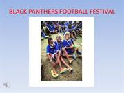BLACK PANTHERS FOOTBALL FESTIVAL