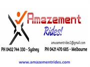 Amusement Rides for Hire | Amazement Rides