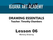 DRAW 01 Lesson 06 Memory (Memory Sketch)
