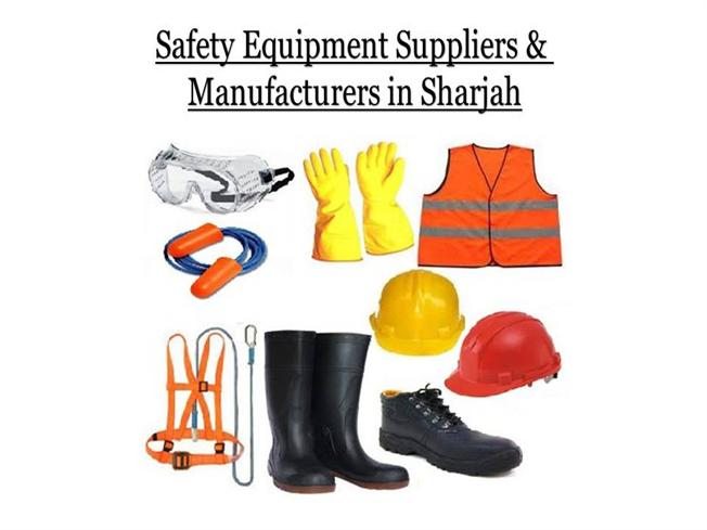 Industrial Safety Equipment in Sharjah |authorSTREAM