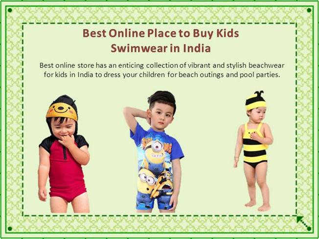 01b7b8eb34573 Best Indian Online Stores to Buy Swimwear for Your Kids |authorSTREAM