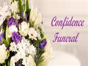 Confidence Funeral - Arranging Best Funeral Services