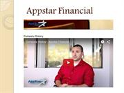 Appstar Financial ! Electronic Equipment Payment Process