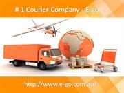 Do You Need a Fast and Efficient Courier Service in Australia