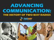 Advancing Communication: The History of Two Way Radios